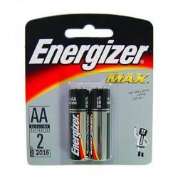 Baterias AA por par, Producto importado.