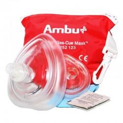 Barrera para rescate Res-Cue mask. Ambu.