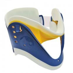 Cuello ortopédico pediátrico ajustable multitalla, producto importado.
