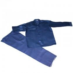 Overol camisa y pantalón en dril, múltiples tallas, producto nacional.