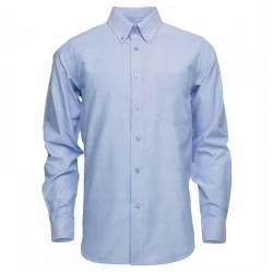 Camisa en jean, tallas: s, m, l, xl, producto nacional.