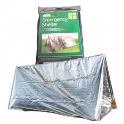 Carpa térmica para emergencia de alta resistencia, Producto importado.