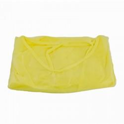 Delantal Desec, bolsa por 10 uds, ref. Ig301, M, amarilla.