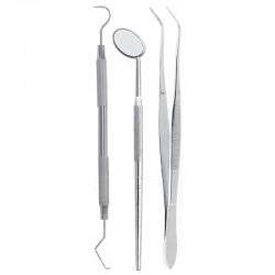Kit básico desechable por 3 instrumentos.