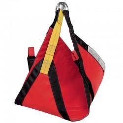 Triangulo de evacuación sin tirantes Petzl.