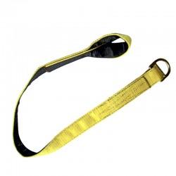 Tie-off adaptor de anclaje de 1 metro en reata de nylon reforzada, Sosega.