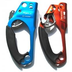 Puño bloqueador para los ascensos por cuerdas de 8 a 12mm. Alpen.
