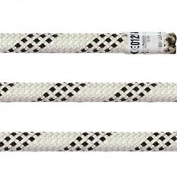 Cuerda semi estática 7/16 o 11mm x mt, Edelweiss.