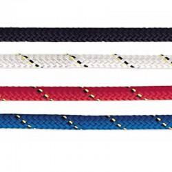 Cuerda semi estática 1/2 o 13mm x mt, Petzl.