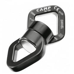 Eslabón giratorio con rodamiento de bolas, 35 Kn, Camp Safety.