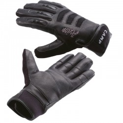 Axion black. Guantes para trabajo con cuerdas, Camp Safety.