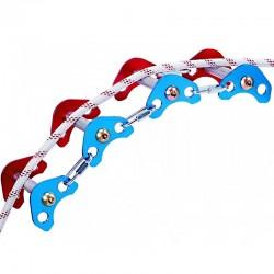 Caterpillar. Protector articulado para cuerda, Petzl.