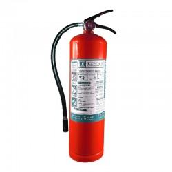 Extintor BC multipropósito de 10 libras, producto nacional.