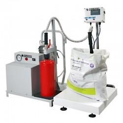 Recarga extintor Solkaflam (20 libras).