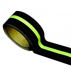 Cinta antideslizante, reflectiva o fotoluminicente, Producto importado.