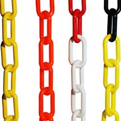 Cadena plástica por metro, Producto importado.
