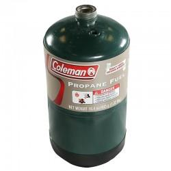Pipa de gas de 16 onzas, Coleman.