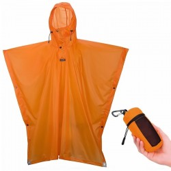Poncho impermeable ligero de alta resistencia, Camp Safety.