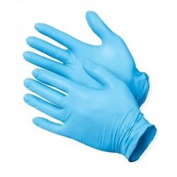 Par de guantes en nitrilo x unidad, Producto importado.