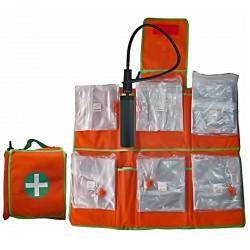 Inmovilizador neumático (inflable) para extremidades, Life rescue.