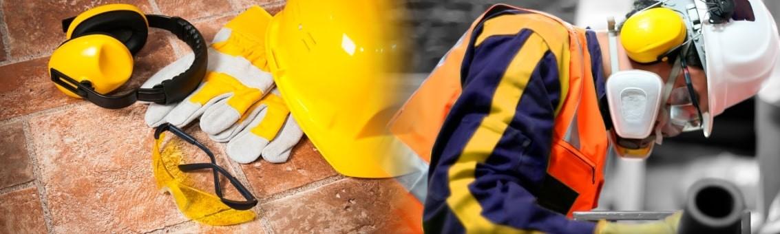 Elementos EPP para protección industrial, venta en Bogotá