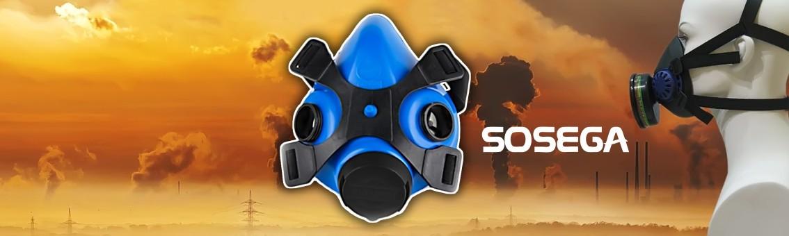 Todo en protección industrial elementos mascaras y respiradores Sosega