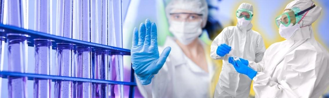 Kits de bio seguridad, guantes y tapabocas para enfrentar crisis COVID 19